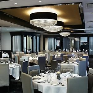 Singapore Honeymoon Packages Mandarin Oriental Morton's The Steakhouse