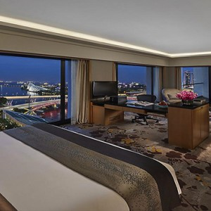 Singapore Honeymoon Packages Mandarin Oriental Ocean Grand Room