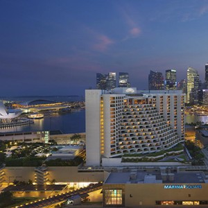 Singapore Honeymoon Packages Mandarin Oriental Hotel Overview