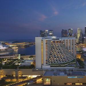 Singapore Honeymoon Packages Mandarin Oriental Hotel Overview