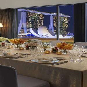 Singapore Honeymoon Packages Mandarin Oriental Hotel Venue Harbour View Suite