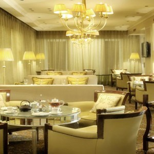 Taj Cape Town - Luxury South Africa Honeymoon Packages - Afternoon tea