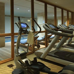 Taj Cape Town - Luxury South Africa Honeymoon Packages - Fitness