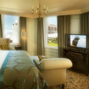 Taj Cape Town - Luxury South Africa Honeymoon Packages - Heritage One bedroom Suites