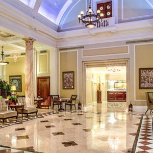 Taj Cape Town - Luxury South Africa Honeymoon Packages - Lobby