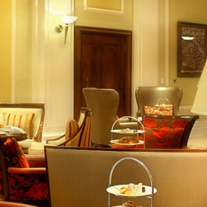 Taj Cape Town - Luxury South Africa Honeymoon Packages - Lobby lounge