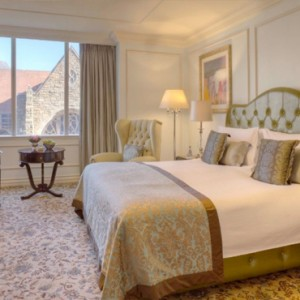 Taj Cape Town - Luxury South Africa Honeymoon Packages - Luxury Heritage rooms with Mountain Views