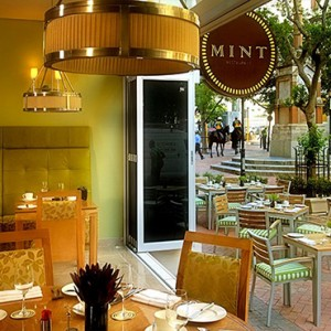Taj Cape Town - Luxury South Africa Honeymoon Packages - Mint, the local grill