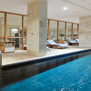 Taj Cape Town - Luxury South Africa Honeymoon Packages - Pool