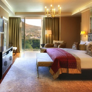 Taj Cape Town - Luxury South Africa Honeymoon Packages - Presidential Suite room