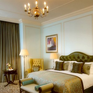 Taj Cape Town - Luxury South Africa Honeymoon Packages - Taj Club Room