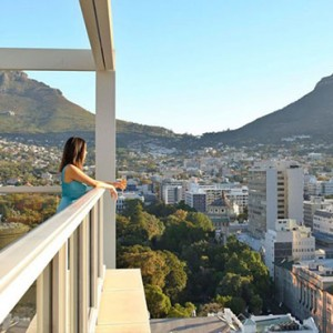 Taj Cape Town - Luxury South Africa Honeymoon Packages - View