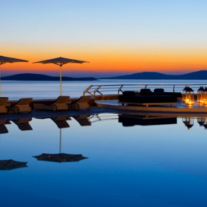pool 4 - Mykonos Grand Hotel and Resort - luxury Greece honeymoon Packages