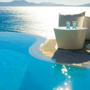 pool 6 - Mykonos Grand Hotel and Resort - luxury Greece honeymoon Packages