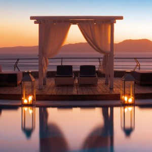 pools 3 - Mykonos Grand Hotel and Resort - luxury Greece honeymoon Packages