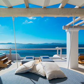 thumbnail - Mykonos Grand Hotel and Resort - luxury Greece honeymoon Packages