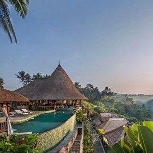 Bali Honeymoon Packages Viceroy Bali Hotel At Sunrise