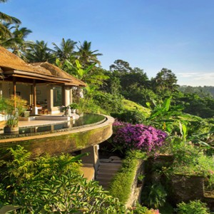 Bali Honeymoon Packages Viceroy Bali Lembah Spa Exterior