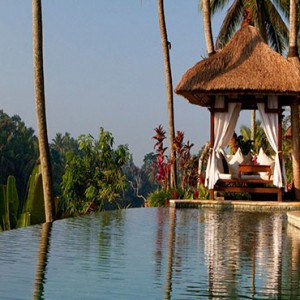 Bali Honeymoon Packages Viceroy Bali Pool Daybeds