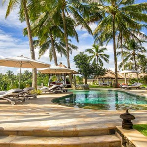 Bali Honeymoon Packages Viceroy Bali Pool View