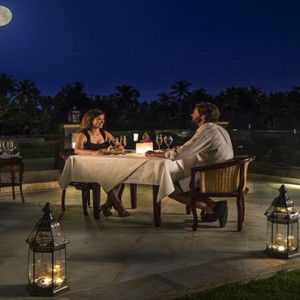 Bali Honeymoon Packages Viceroy Bali Private Dining