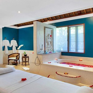 Bali Honeymoon Packages Viceroy Bali Spa Couples Room