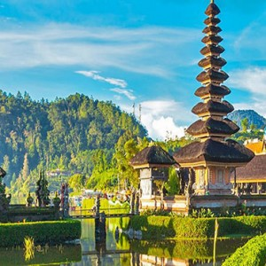 Bali Honeymoon Packages Viceroy Bali Ubud Temple