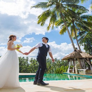 Bali Honeymoon Packages Viceroy Bali Wedding1