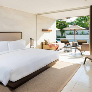 Bali Honeymoon Packages Alila Seminyak Deluxe Studio