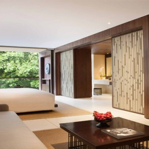 Bali Honeymoon Packages Alila Seminyak Deluxe Suite