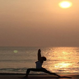 Bali Honeymoon Packages Alila Seminyak Yoga