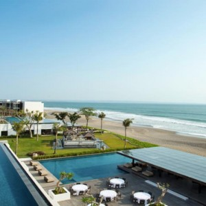 Bali Honeymoon Packages Alila Seminyak Pool