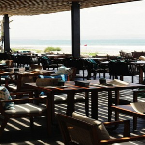 Bali Honeymoon Packages Alila Seminyak Restaurant