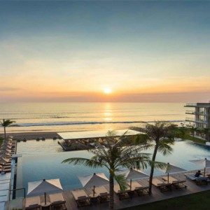 Bali Honeymoon Packages Alila Seminyak Sunset View