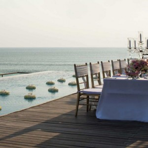 Bali Honeymoon Packages Alila Seminyak Wedding