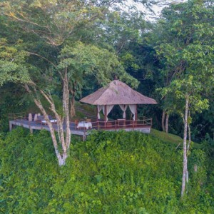 Bali Honeymoon Packages Alila Ubud Bale Bengong