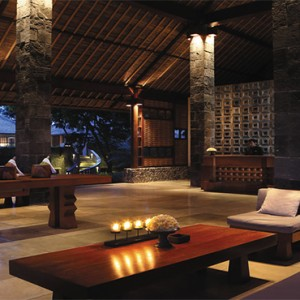 Bali Honeymoon Packages Alila Ubud Lobby
