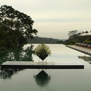 Bali Honeymoon Packages Alila Ubud Pool View