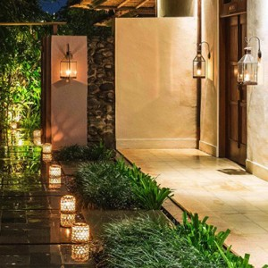 Bali Honeymoon Packages Alila Ubud Spa Pathway