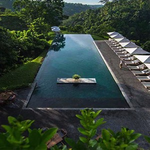 Bali Honeymoon Packages Alila Ubud Afternoon Tea