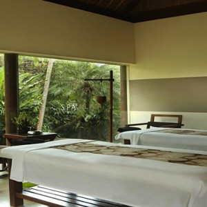 Bali Honeymoon Packages Alila Ubud Couple Spa Treatment Room