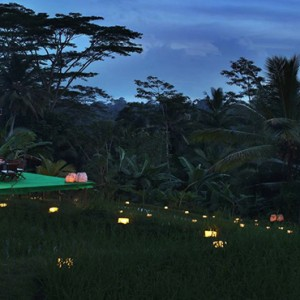 Bali Honeymoon Packages Alila Ubud Dining With A View