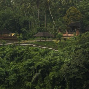 Bali Honeymoon Packages Alila Ubud Hotel Exterior View
