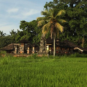 Bali Honeymoon Packages Alila Ubud Location