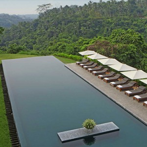 Bali Honeymoon Packages Alila Ubud Main Infinity Pool