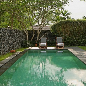 Bali Honeymoon Packages Alila Ubud Villa Pool