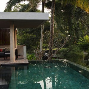 Bali Honeymoon Packages Alila Ubud Villa Pool1