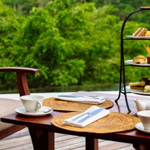 Bali Honeymoon Packages Hanging Gardens Of Bali Afternoon Tea
