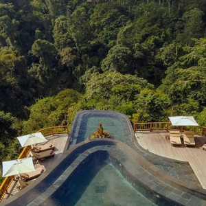Bali Honeymoon Packages Hanging Gardens Of Bali Infinity Pool
