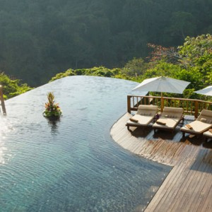 Bali Honeymoon Packages Hanging Gardens Of Bali Infinity Pool2
